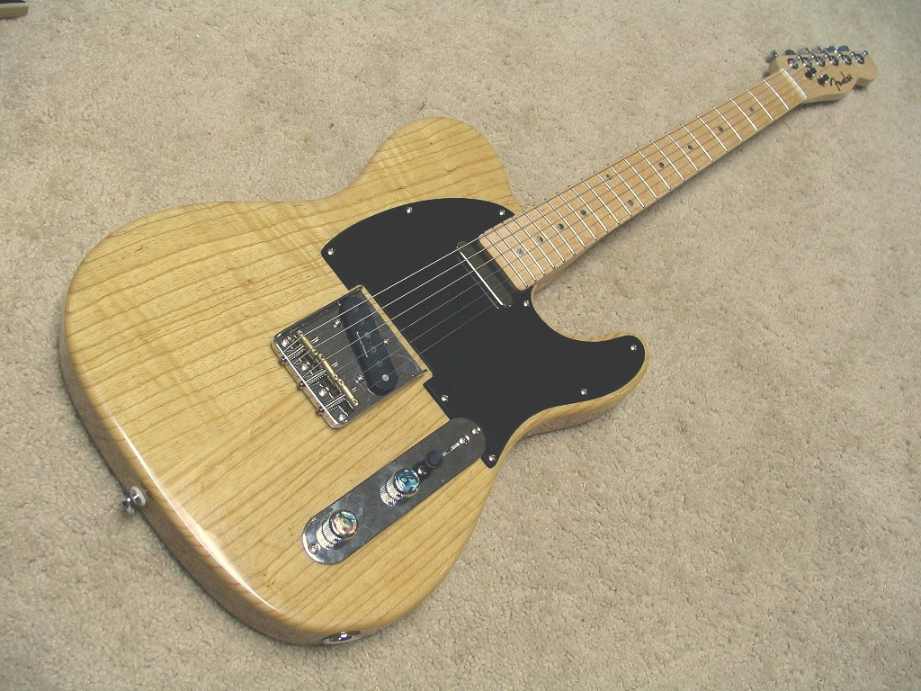 Gl And Fender Tele Pickguard Harmony Central