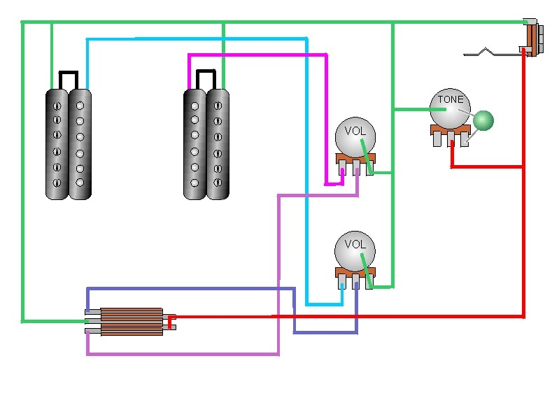 craig s giutar tech resource wiring diagrams rh guitartechcraig com Guitar Wiring Schematics Wiring Schematics for Cars